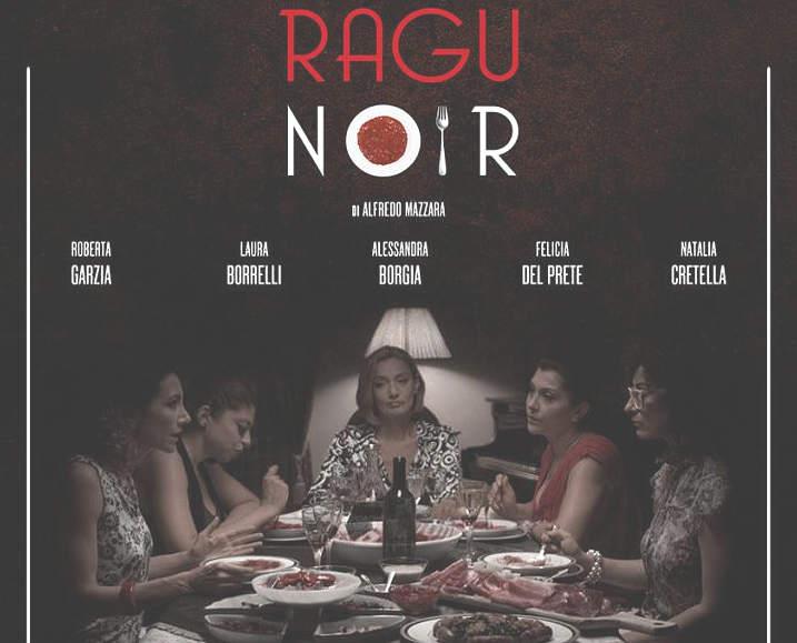 Ragù Noir locandina cortometraggio