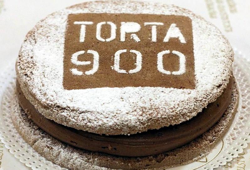 Torta 900 pasticceria balla Ivrea primo piano torta Donatello Rinaldi