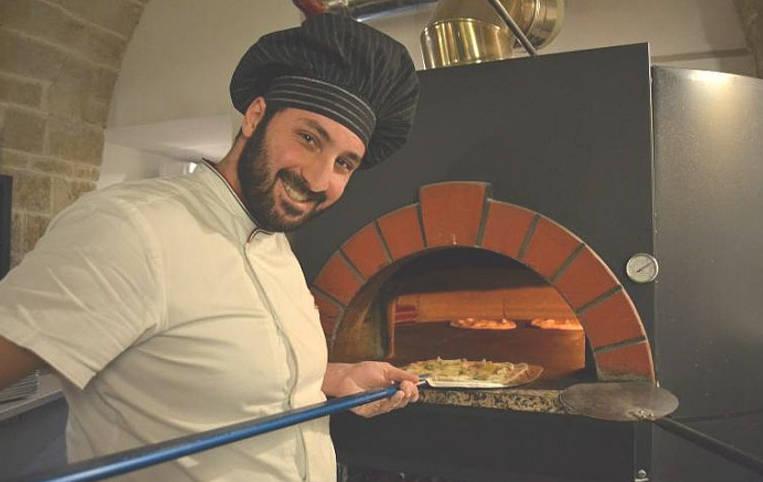 andrea giordano pizzeria lievito 72 trani intervista al pizzaiolo