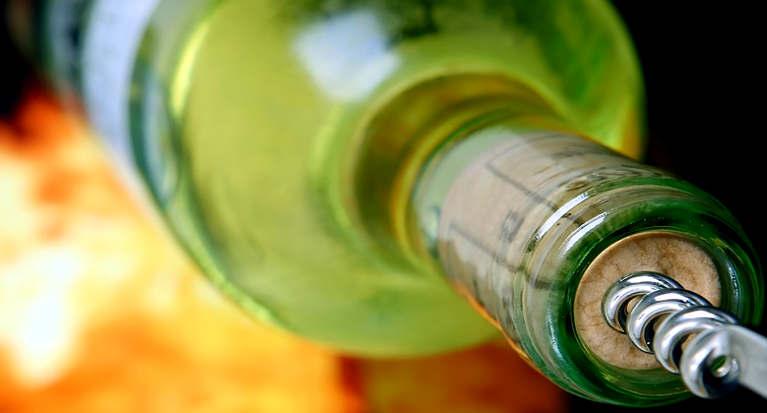 scoperto un nuovo metodo per capire se la bottiglia sa di tappo cavatappi