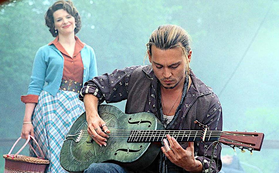 Chocolat come mescolare i sapori e vivere felici Juliette Binoche Johnny Depp