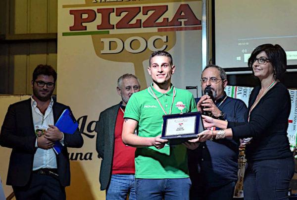 sesto Campionato Nazionale Pizza DOC nocera inferiore le premiazioni