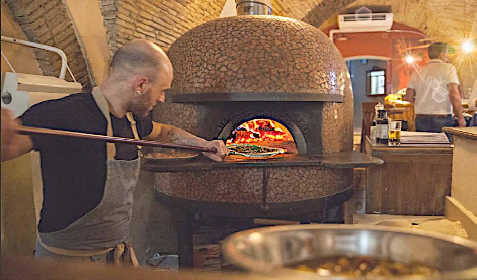 Sabino stingone pizzeria i gastronauti lucera forno e pizze