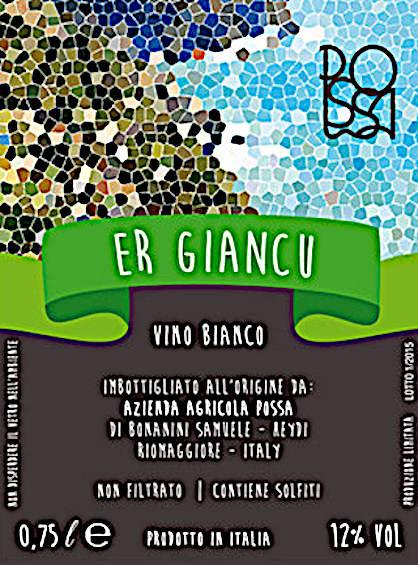 Er Giancu Azienda Agricola Possa Riomaggiore