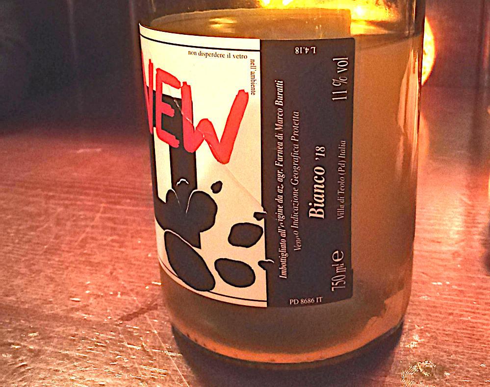 birbo 2018 etichetta e bottiglia