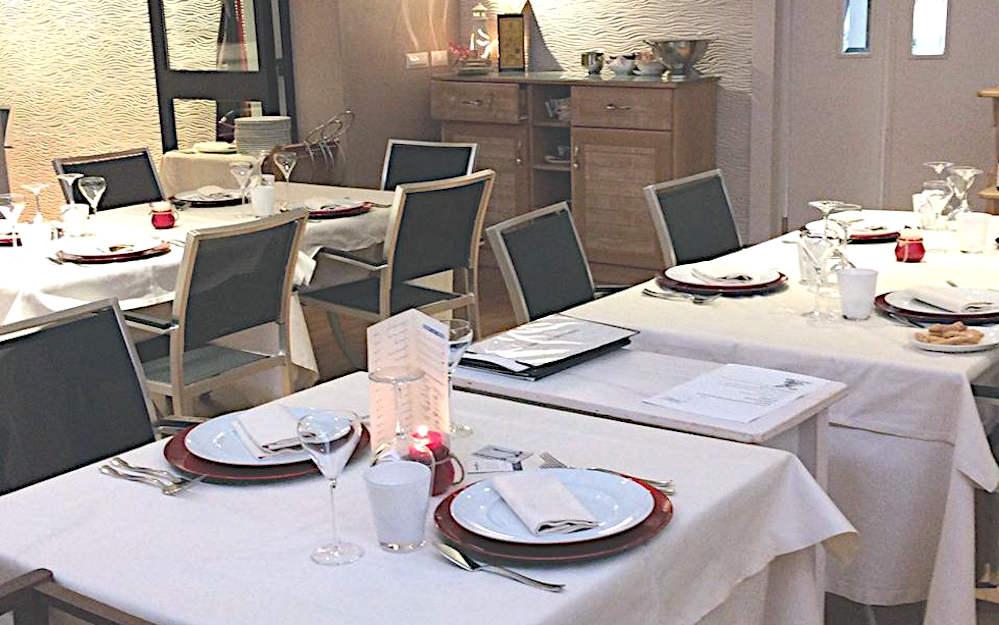 ristorante da bacone pescara sala con tavoli