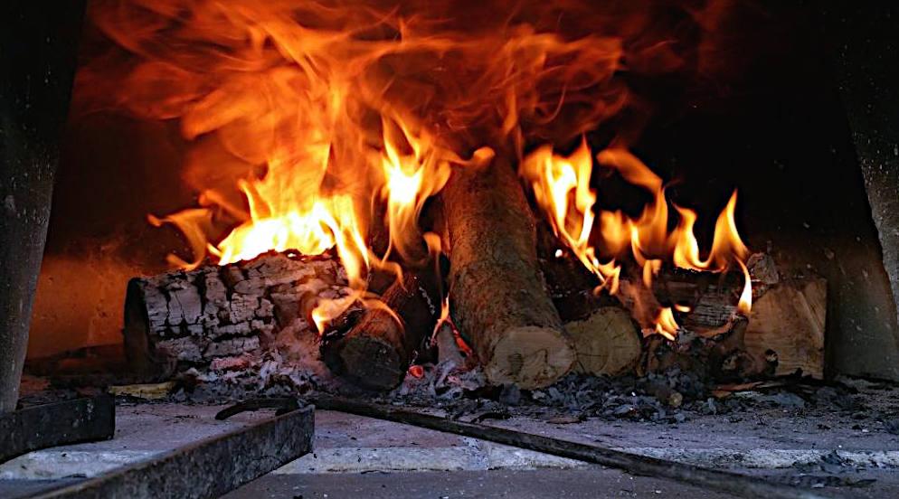 Siamo tornati a mangiare la Pizza forno a legna