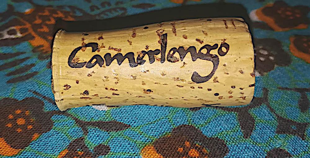 Juiell 2019 azienda agricola camerlengo di antonio cascarano tappo