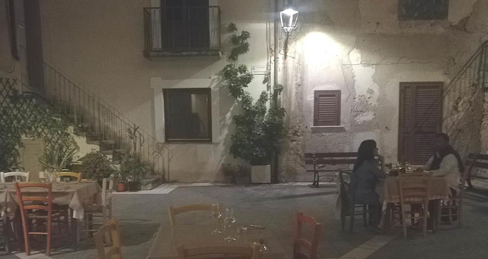 Malabar pisciotta panorama Piazzeta Pagano a Pisciotta