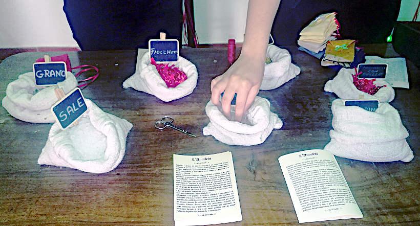 musei di colobraro Museo antropologico della magia sala degli amuleti