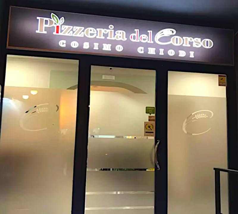 pizzeria del corso pietramelara cosimo chiodi ingresso pizzeria